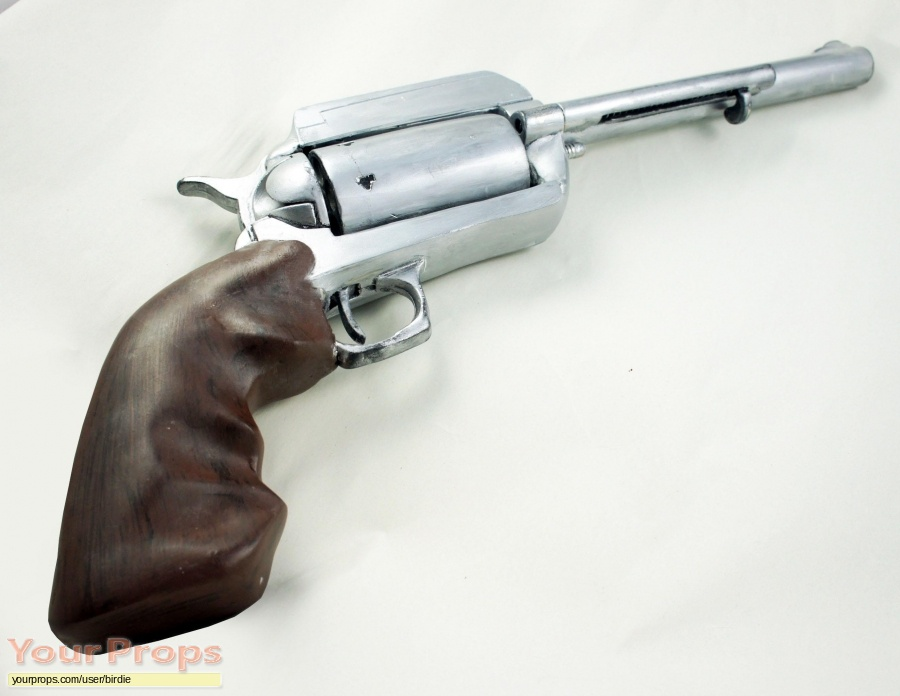 Looper made from scratch movie prop