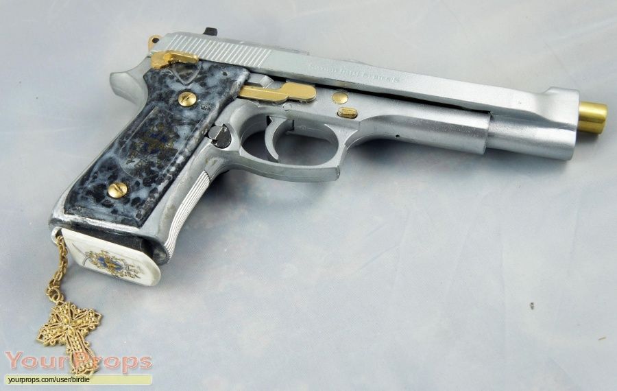 Romeo   Juliet made from scratch movie prop weapon