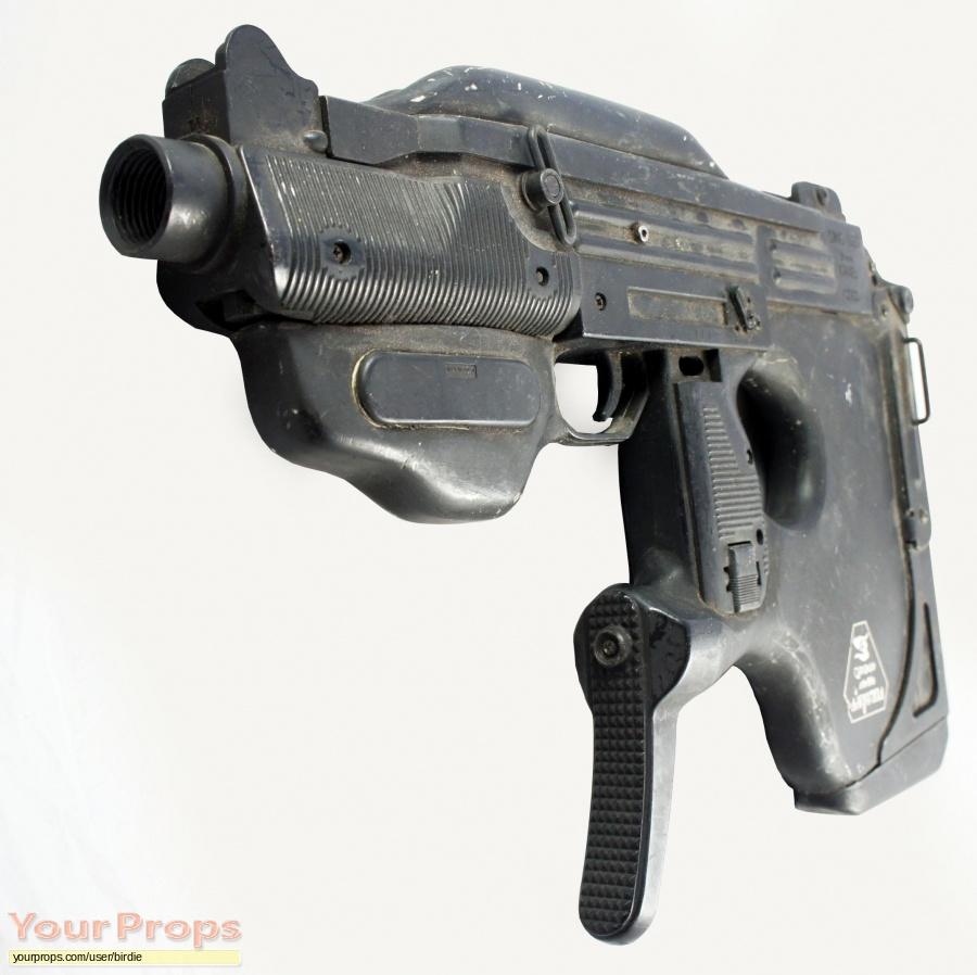 Zeiram 2 original movie prop weapon