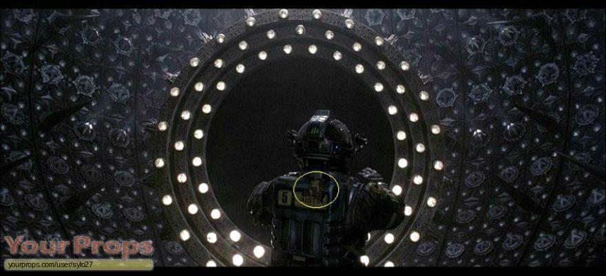 Event Horizon original production material