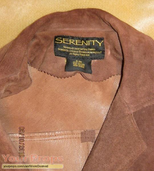 Serenity replica movie costume