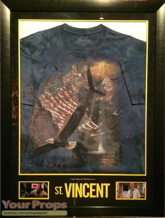 St  Vincent original movie costume
