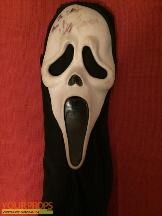 Scream original movie prop