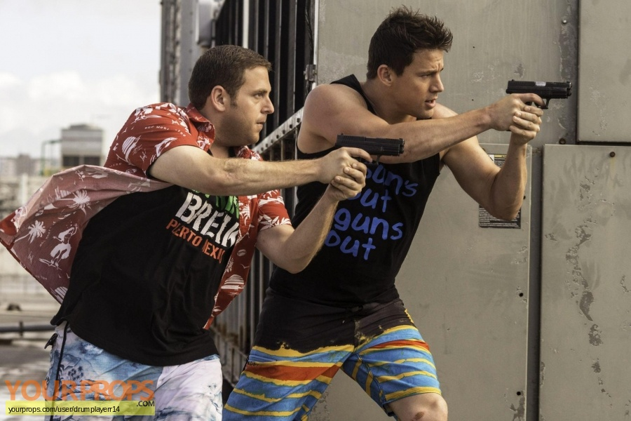 22 Jump Street original movie costume