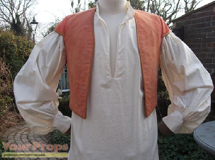 The 3 Worlds of Gulliver original movie costume
