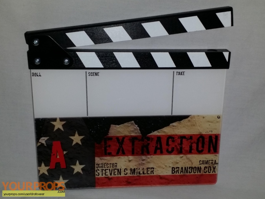 Extraction original production material