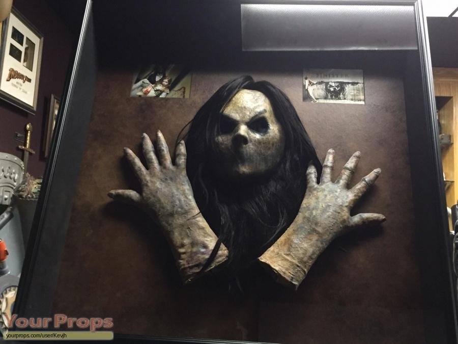 Sinister original movie prop