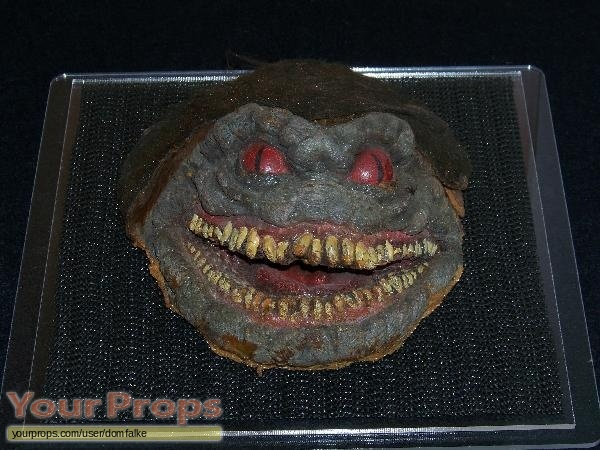 Critters 2  The Main Course original movie prop