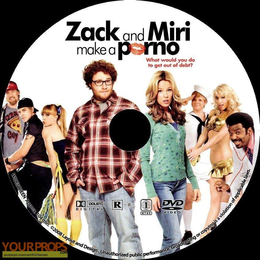 Zack and Miri Make a Porno original movie costume