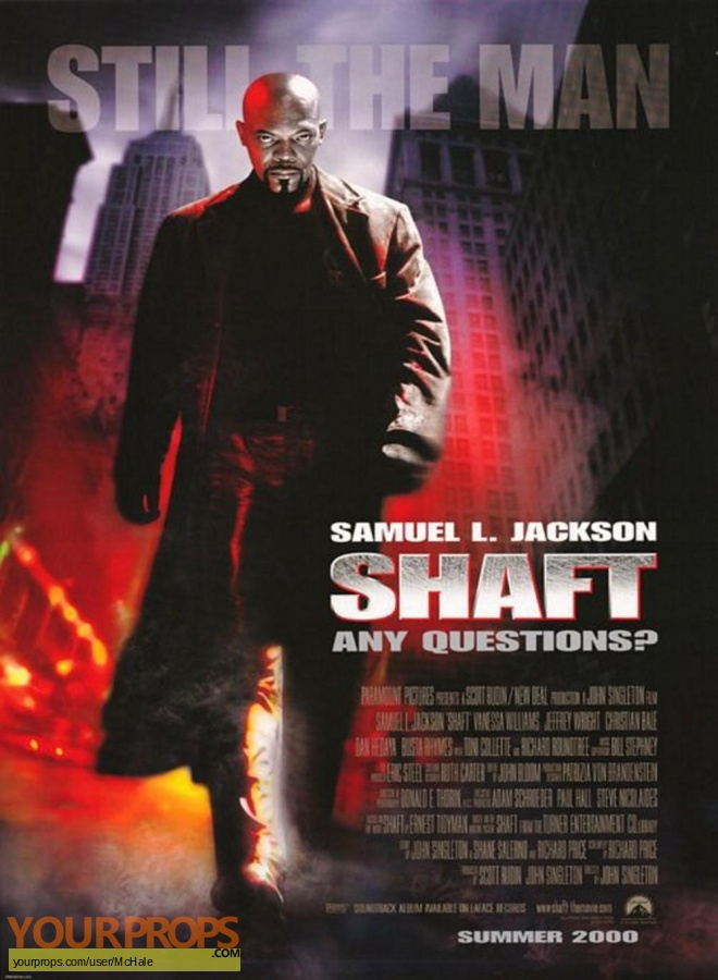 Shaft replica movie prop