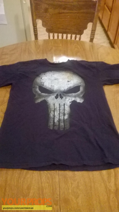 The Punisher original movie costume