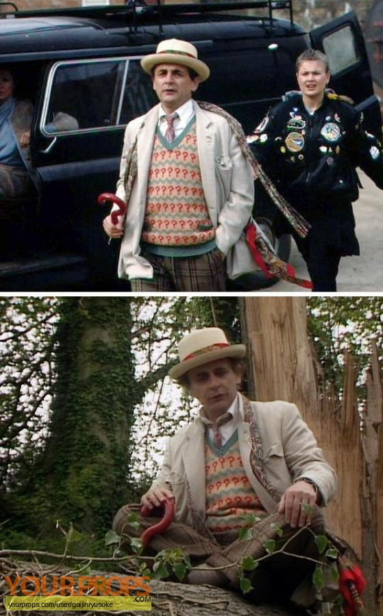Doctor Who original movie costume