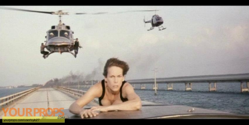 True Lies original production material