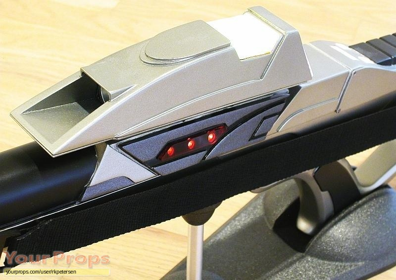 Star Trek  First Contact replica movie prop weapon