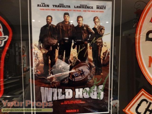 Wild Hogs replica movie costume