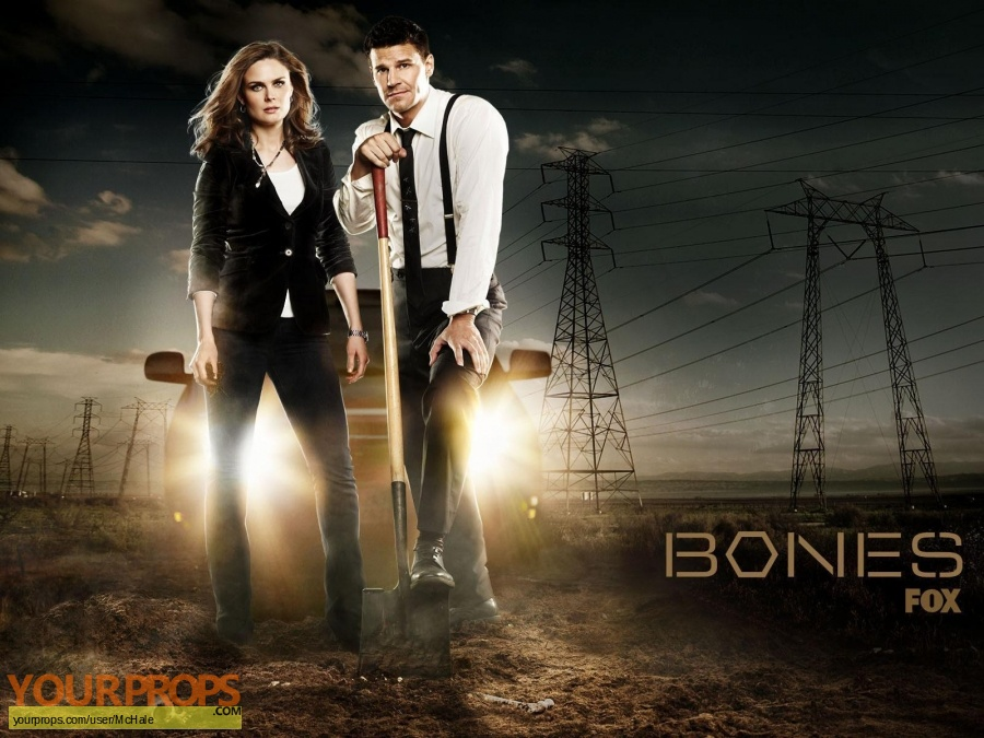 Bones replica movie prop