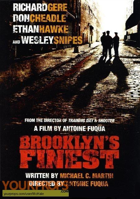 Brooklyns Finest replica movie prop