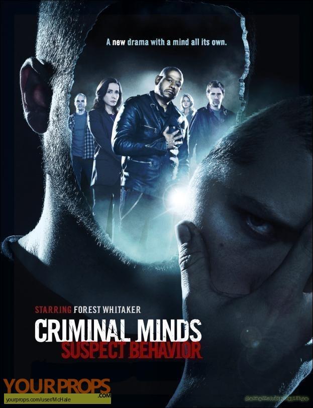 Criminal Minds  Suspect Behavior replica movie prop