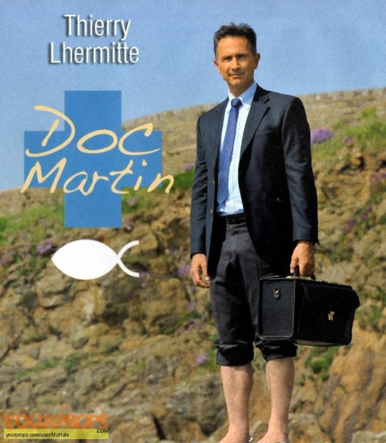 Doc Martin replica movie prop