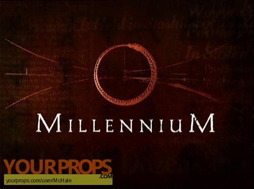 Millennium replica movie prop