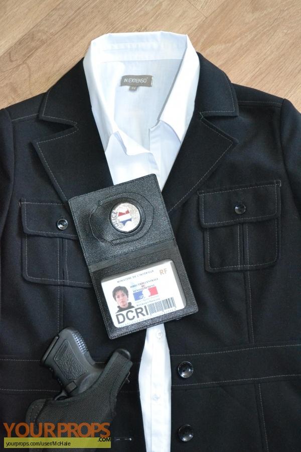 R I S  Police Scientifique replica movie prop