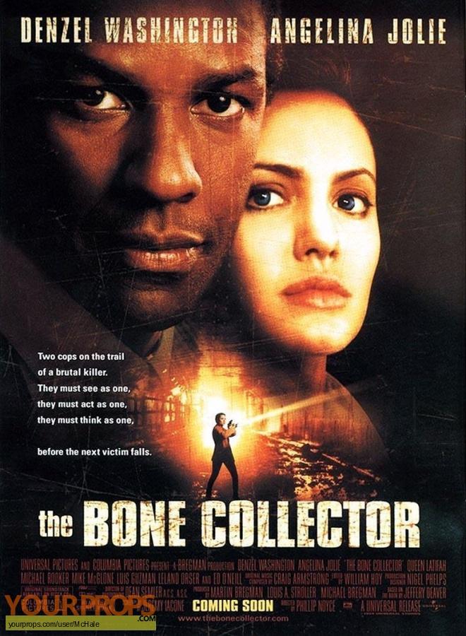 The Bone Collector replica movie prop
