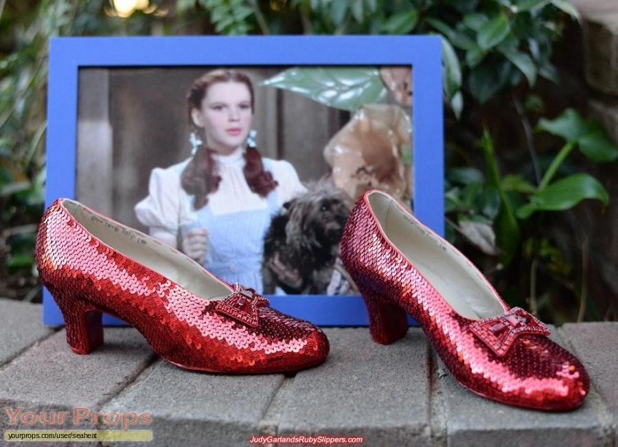 The Wizard of Oz replica movie costume