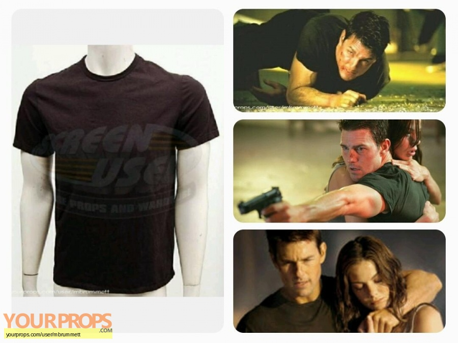 Mission  Impossible 3 original movie costume
