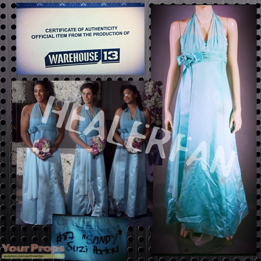 Warehouse 13 original movie costume
