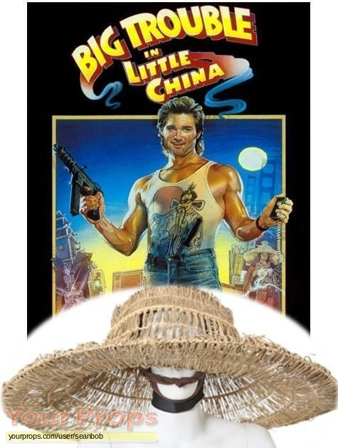 Big Trouble in Little China original movie costume