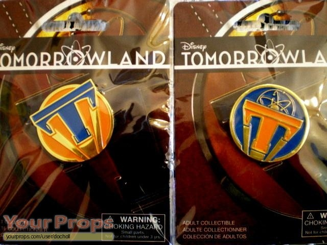 Tomorrowland replica movie prop