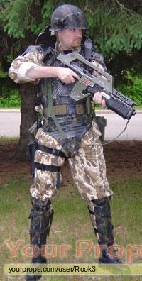 Aliens replica movie costume  sc 1 st  Your Props & Aliens USCM Colonial Marine Body Armor replica movie costume