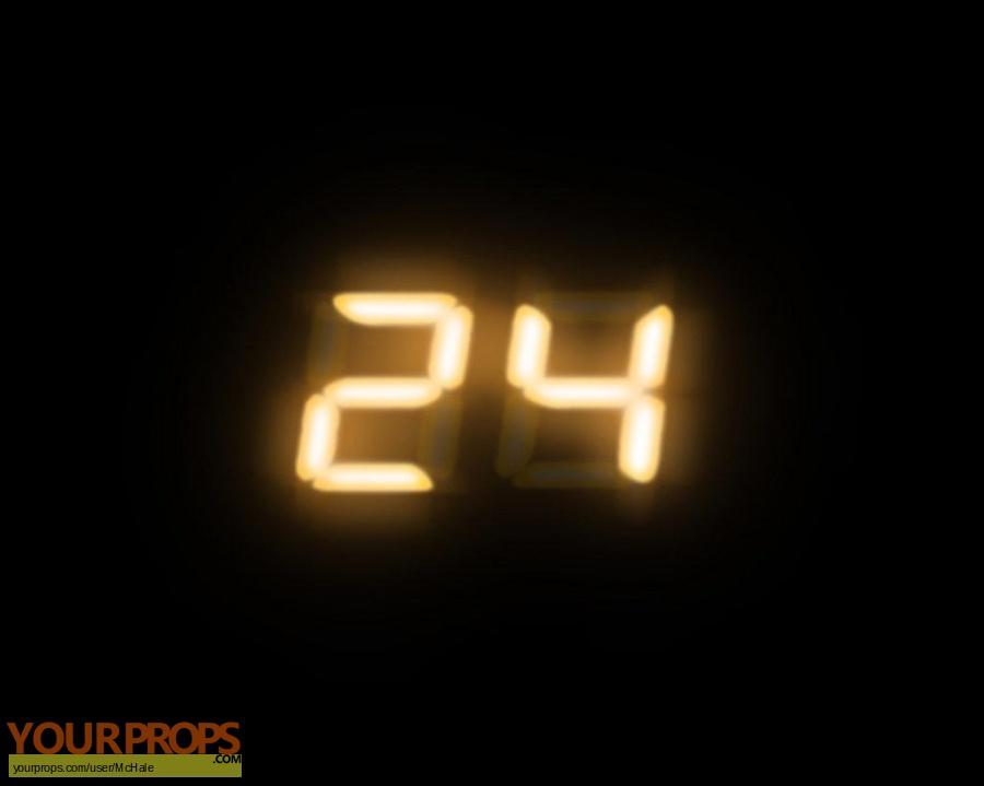 24 replica movie costume