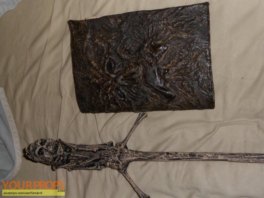 The Evil Dead replica movie prop