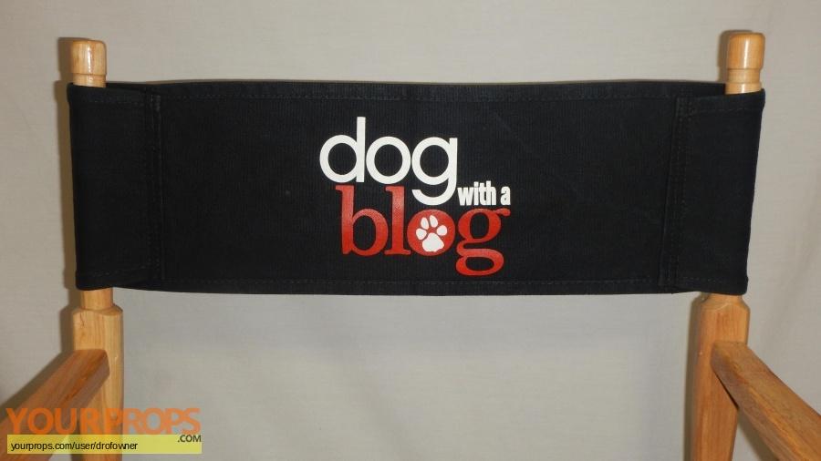 Dog with a Blog original production material