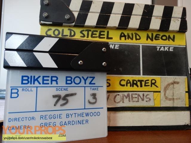 Biker Boyz original production material