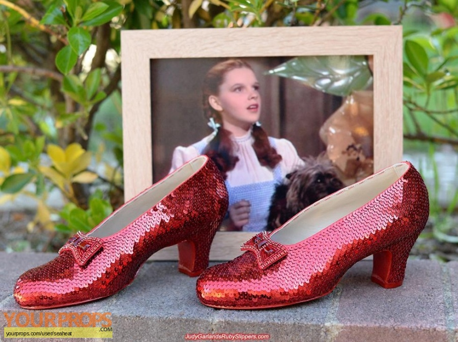 The Wizard of Oz replica movie costume