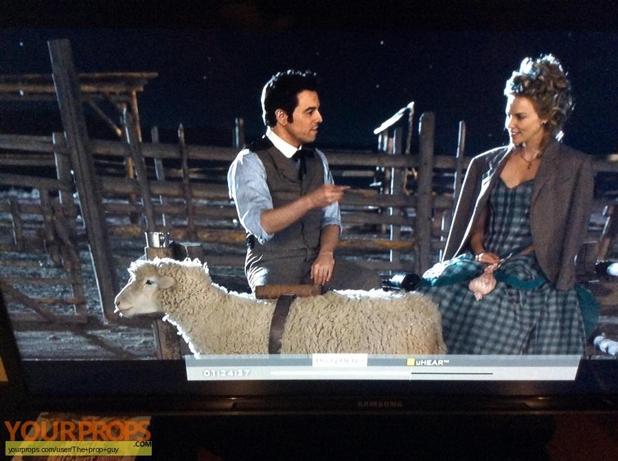 A Million Ways to Die in the West original movie prop