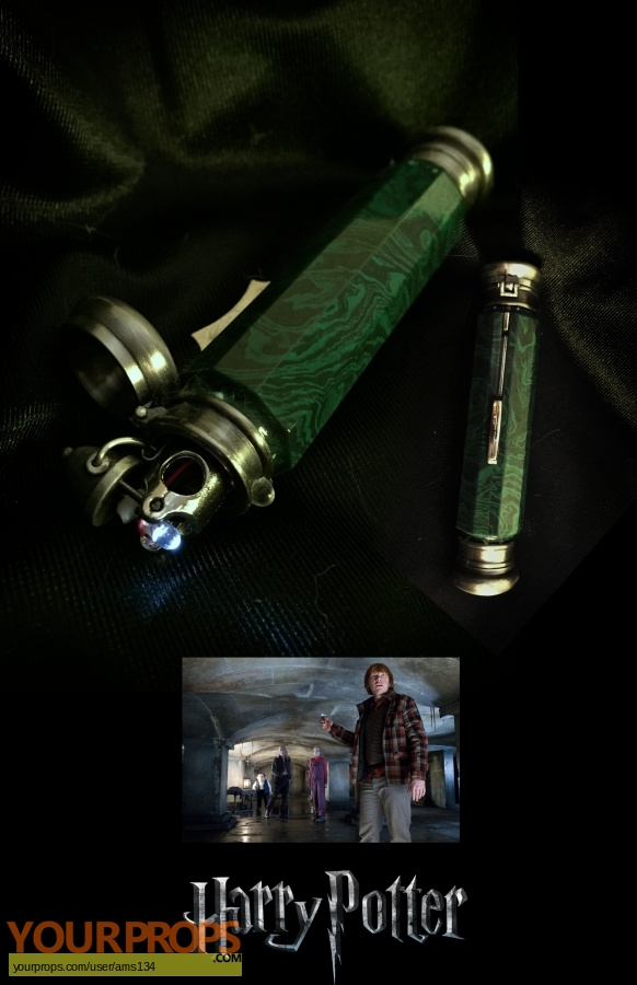 Harry Potter and the Deathly Hallows  Part 1 The Noble Collection movie prop