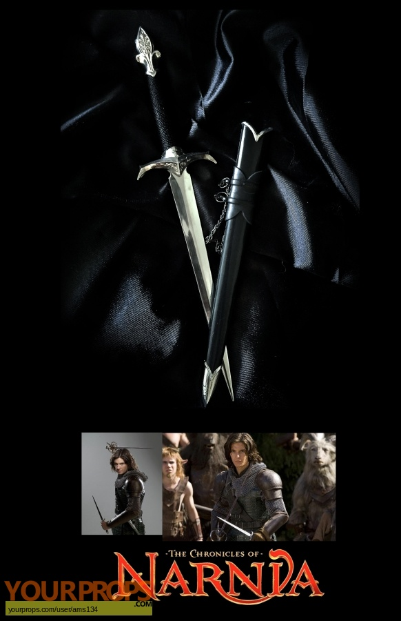 The Chronicles of Narnia  Prince Caspian replica movie prop weapon