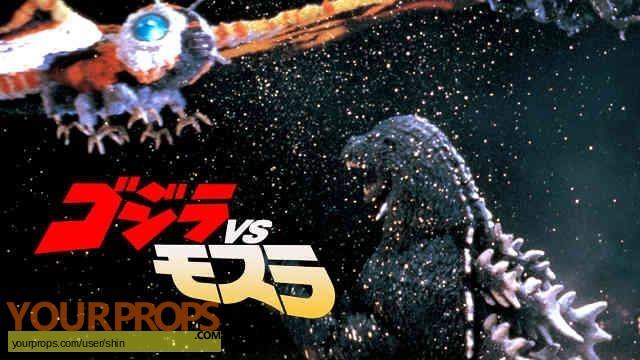 Godzilla and Mothra  The Battle for Earth replica movie costume