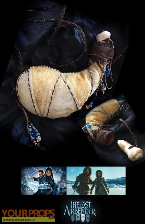 The Last Airbender original movie prop