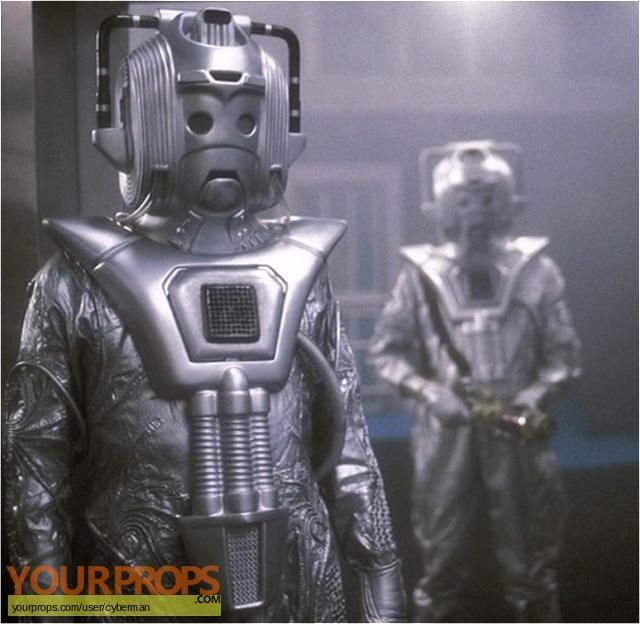 Doctor Who replica movie costume