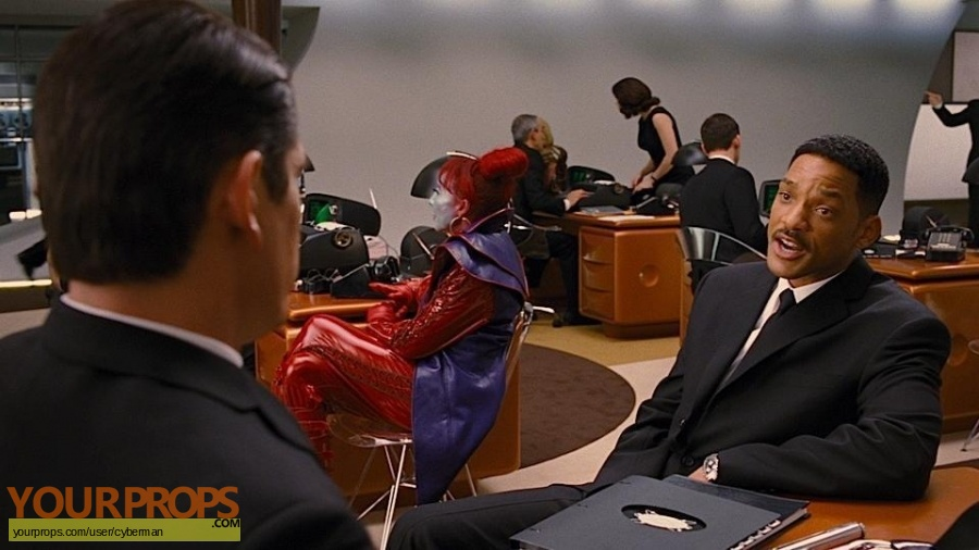 Men in Black III original movie costume