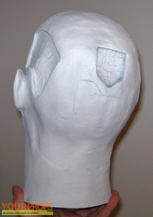 Star Trek  The Next Generation replica make-up   prosthetics