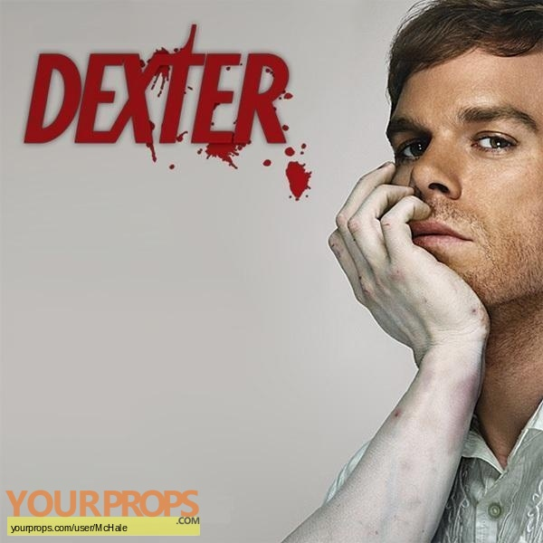Dexter replica movie prop
