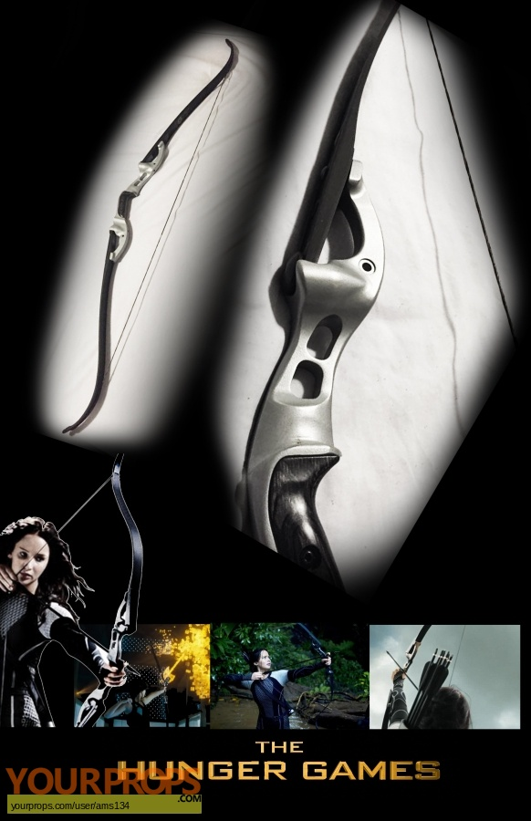 The Hunger Games  Catching Fire replica movie prop weapon