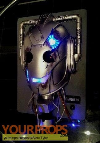 Doctor Who made from scratch movie prop