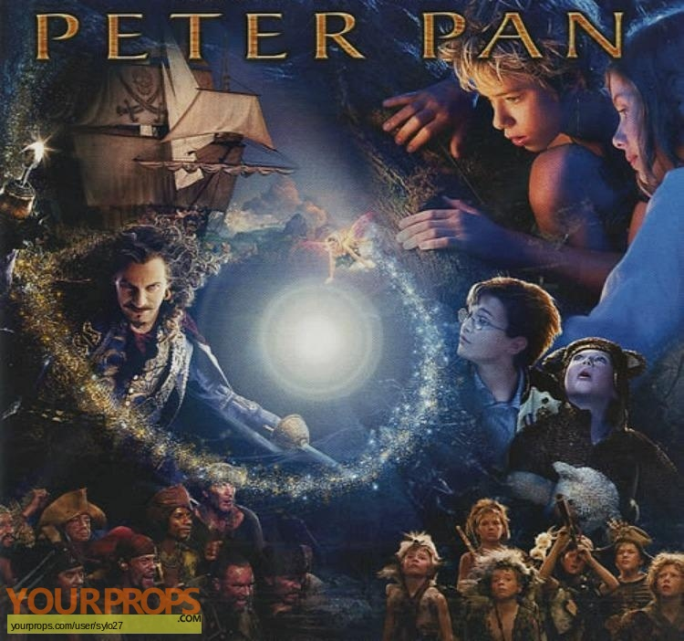 Peter Pan original production material