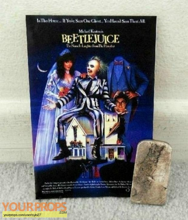 Beetlejuice original model   miniature
